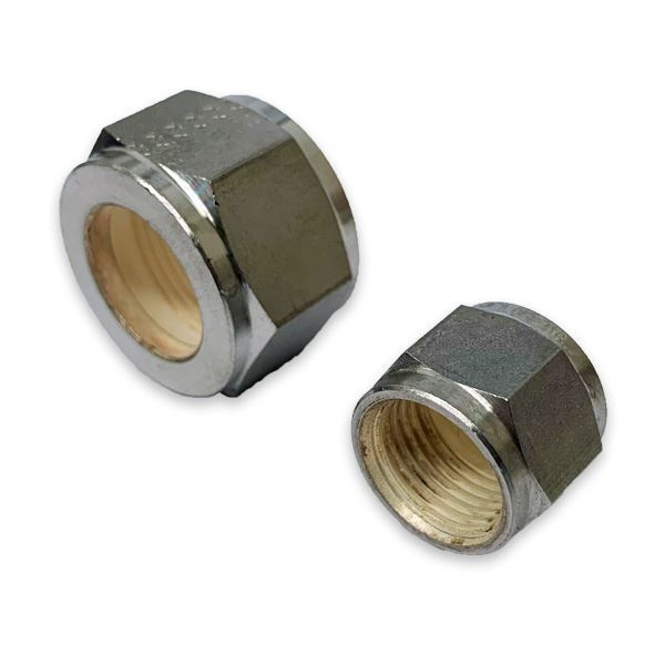 Picture of 6.0MM OD NUT COMPRESSION GYROLOK 316