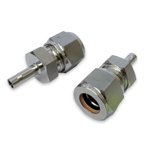 Picture of 3.2MM OD X 6.3MM OD TUBE REDUCER GYROLOK 6MO UNS S31254