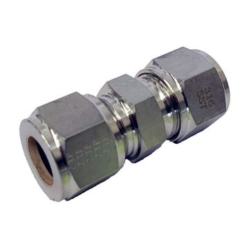 Picture of 6.3MM OD UNION GYROLOK 6MO UNS S31254