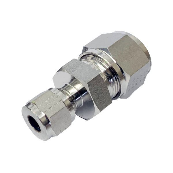 Picture of 9.5MM OD X 6.3MM OD REDUCING UNION GYROLOK 6MO UNS S31254