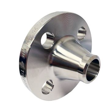 Picture of 200NB CL300 R/F WELDNECK FLANGE 40S ASTM A182 F316L