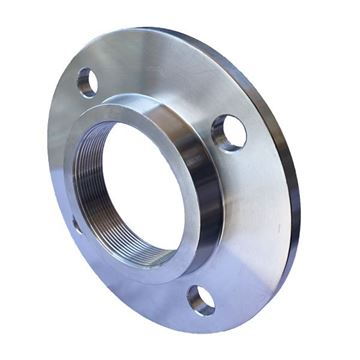 Picture of 25NB TABLE E BOSS BLIND FLANGE BORED FOR THREADING 27.3 OD ASTM A182 F316L