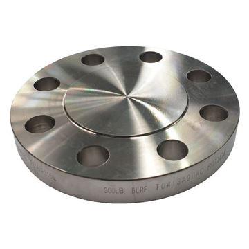 40NB CL300 R/F BLIND FLANGE ASTM A182 F316L