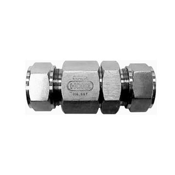 Picture of 25.4 OD TUBE 5000PSI HIGH FLOW POPPET CHECK VALVE 316 10PSI CRACKING PRESSURE
